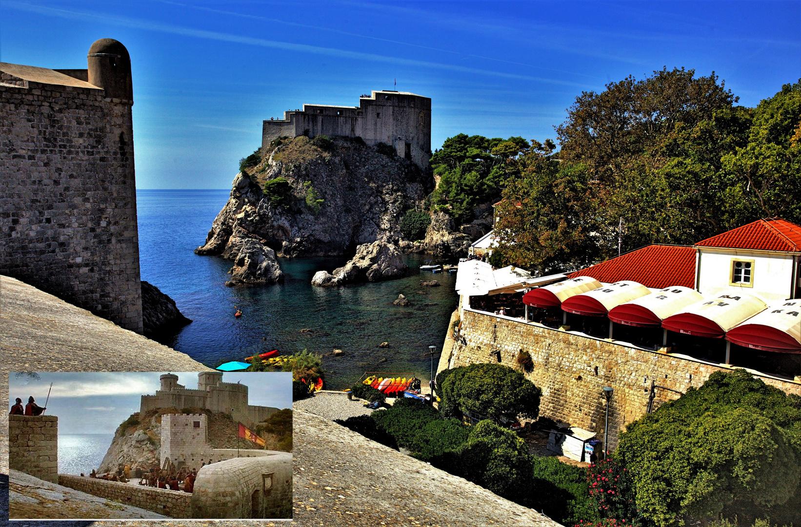 Dubrovnik Wahrheit und Fiktion..einst Ragusa und in