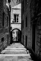 Dubrovniks Gassen