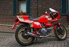 Ducati Pantah 600 SS Desmo
