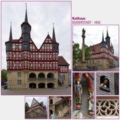 Duderstadt · Rathaus