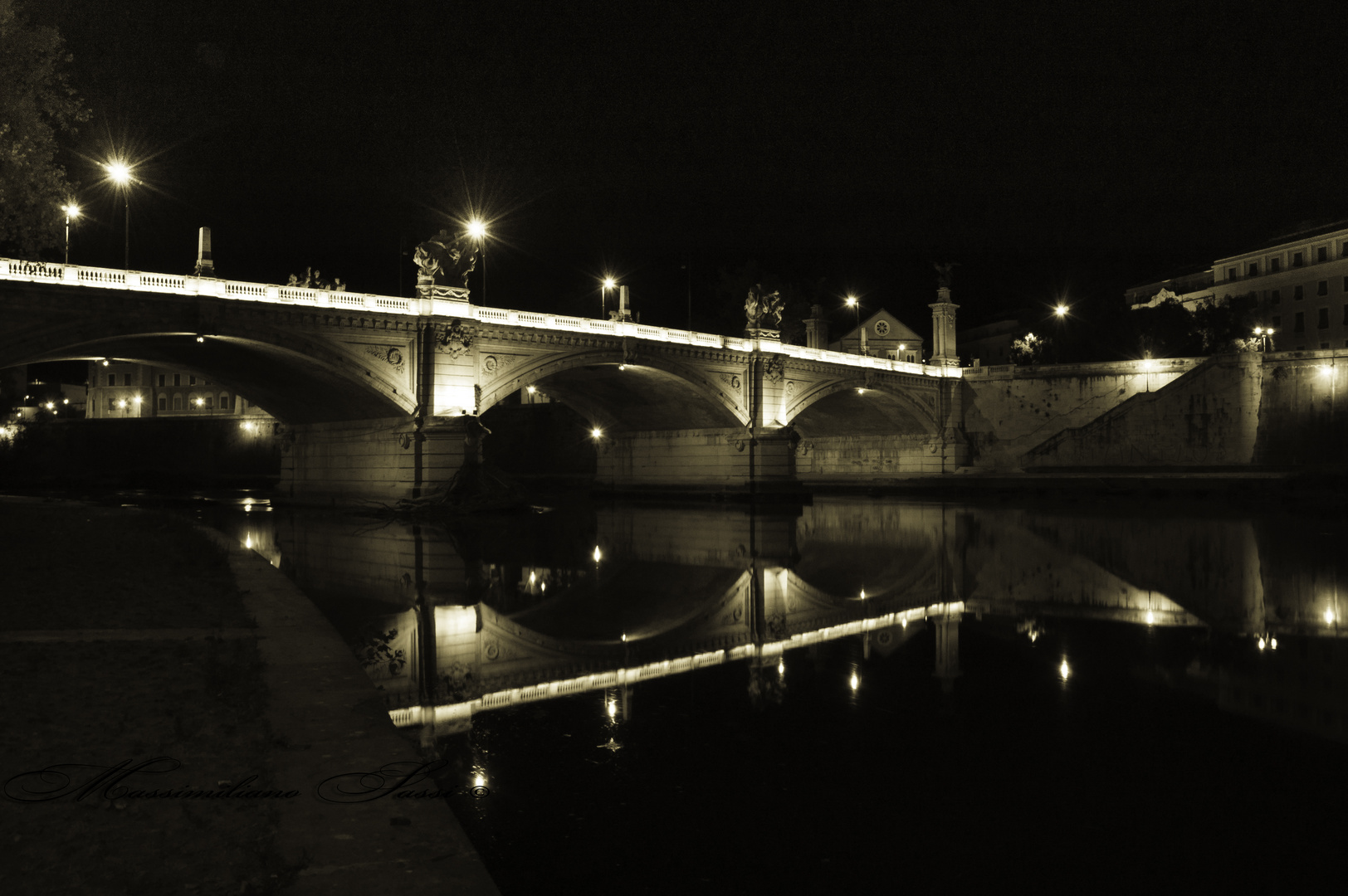 Due ponti e a capo...