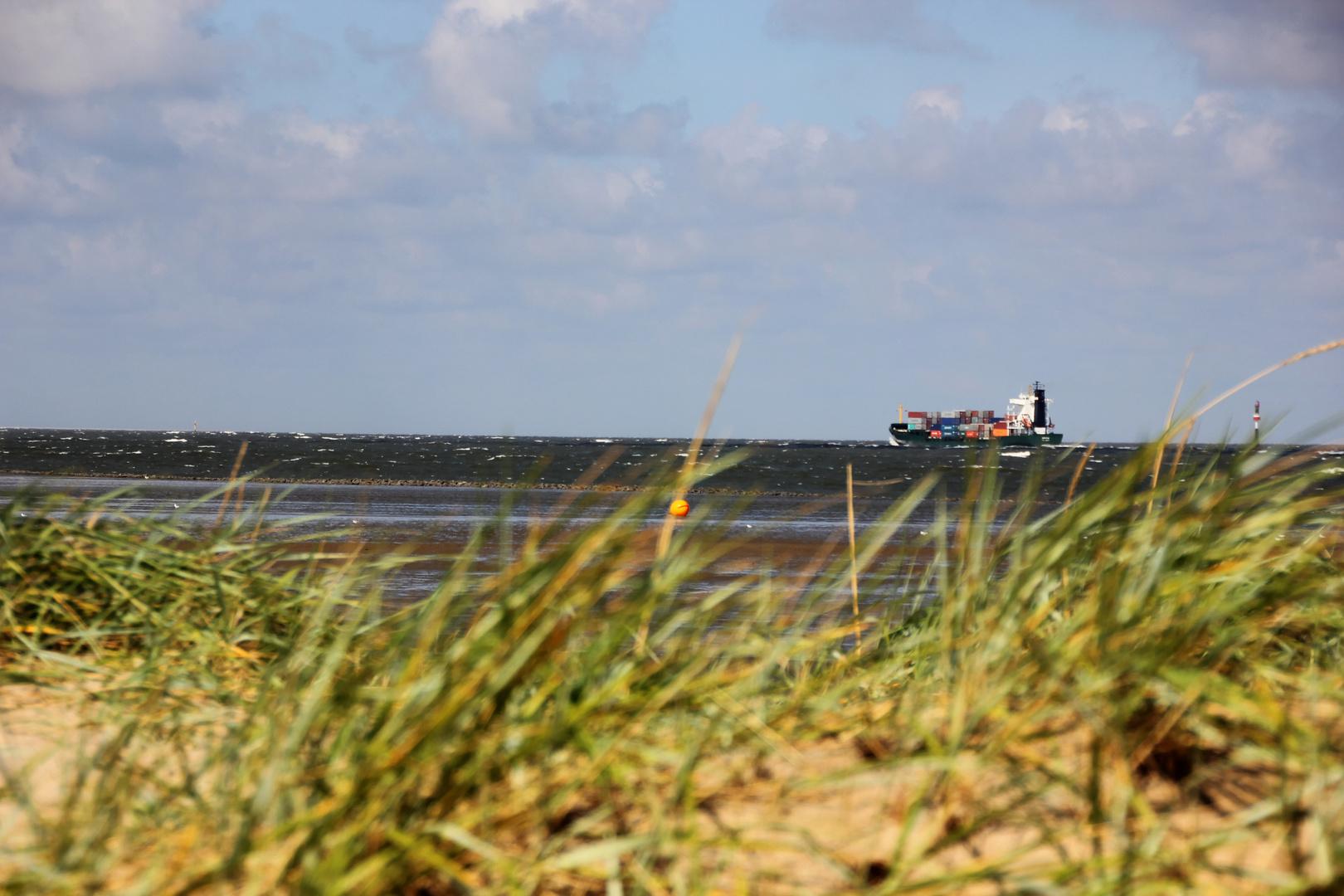 Dühnen in Cuxhaven