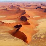 Dünen der Namib-Wüste