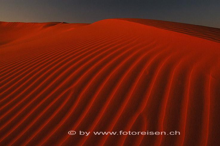 Dünen in der Zentral-Namib