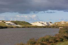 Dünensee Wriakhörn auf Amrum