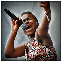 """""""Dürener Jazztage 2013"""" Carmen Brown #1"""
