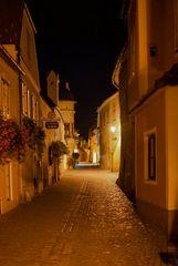 Dürnstein bei Nacht