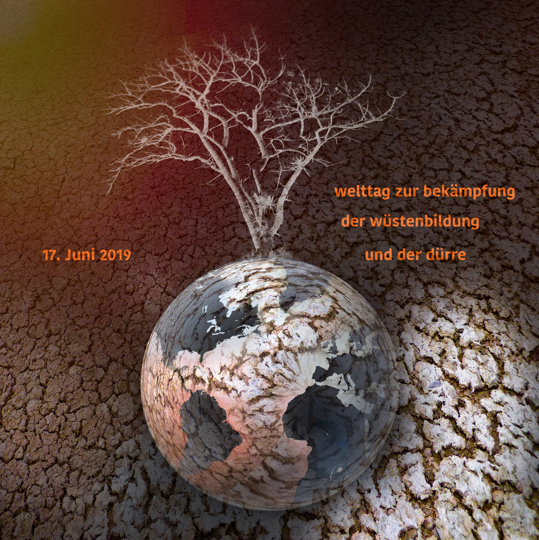 Dürre Welt