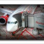 Düsseldorf  Airport ....  .