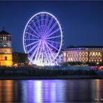 Düsseldorf am Rhein .....