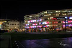 Düsseldorf ... bei Nacht