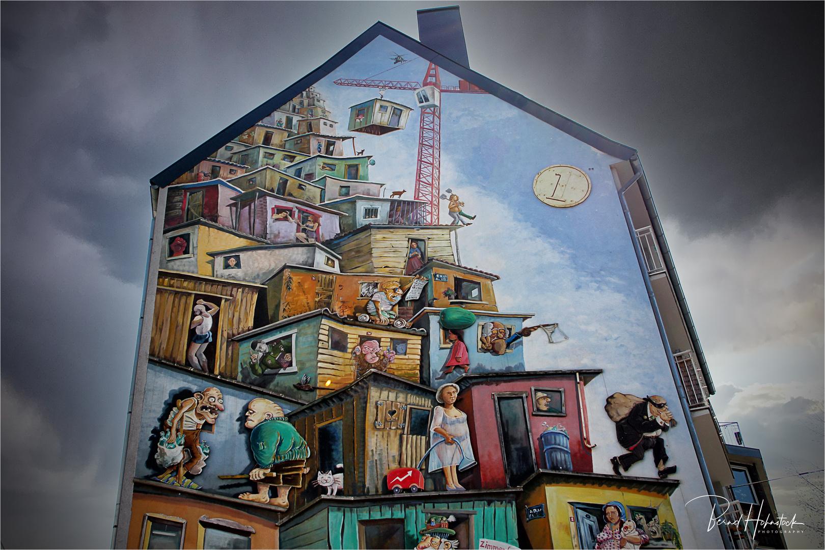 Düsseldorf Bilk ist bunt - nicht nur an Karneval!