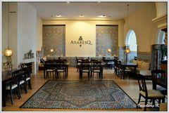 Düsseldorf - Brunch im ArabesQ - Speisesaal