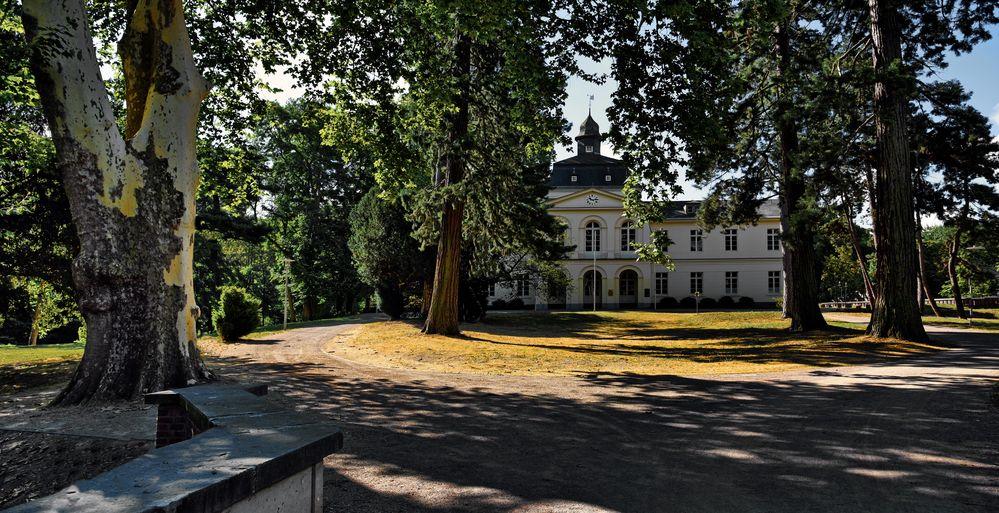 Düsseldorf - Der Schlosspark Eller -