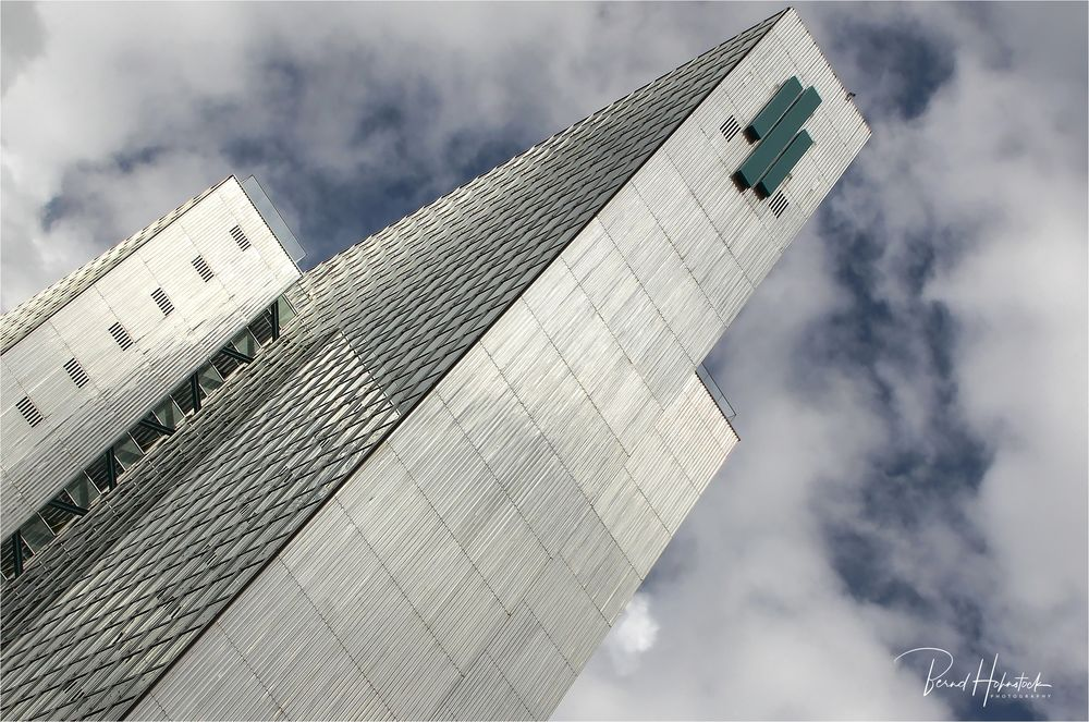 Düsseldorf .... Dreischeibenhochhaus