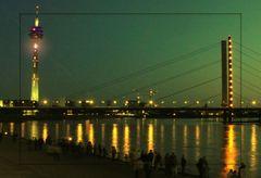 Düsseldorf - Eine Nacht am Rhein