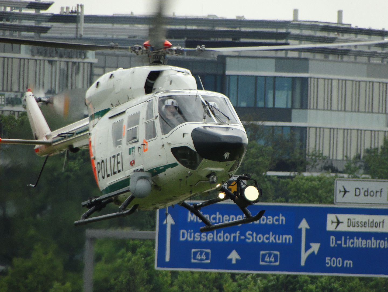 Flughafen Düsseldorf Sturmwarnung