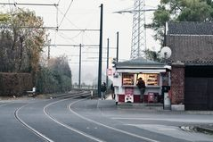 Düsseldorf Hamm - Kiosk
