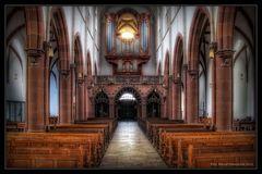 Düsseldorf Herz Jesu Kirche ....