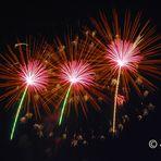 Düsseldorf - Japantag - Feuerwerk - 1