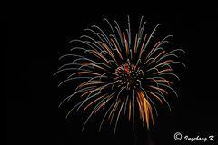 Düsseldorf - Japantag - Feuerwerk - 2
