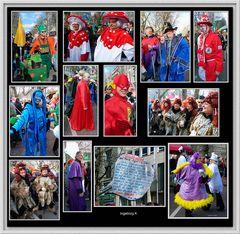 Düsseldorf - Karnevalssonntag auf der Kö - Impressionen 3