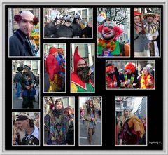 Düsseldorf - Karnevalssonntag auf der Kö - Impressionen 4