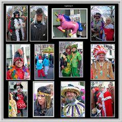 Düsseldorf - Karnevalssonntag auf der Kö - Impressionen 5