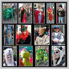Düsseldorf - Karnevalssonntag auf der Kö - Impressionen 7