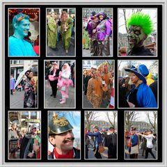Düsseldorf - Karnevalssonntag auf der Kö - Impressionen 8