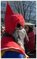 Düsseldorf- Karnevalssonntag auf der Königsallee - 14