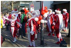 Düsseldorf - Karnevalssonntag auf der Königsallee 6