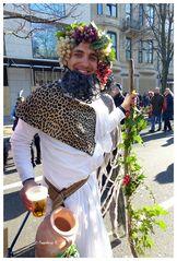 Düsseldorf - Karnevalssonntag auf der Königsallee 7