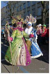 Düsseldorf - Karnevalssonntag auf der Königsallee 8