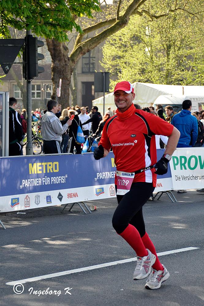 Düsseldorf - Marathon am 28.04.2013 - 10