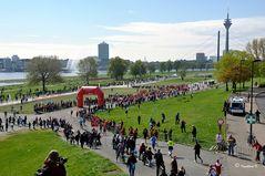 Düsseldorf - Marathon am 28.04.2013 - 15