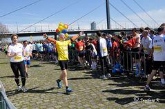 Düsseldorf - Marathon am 28.04.2013 - 17
