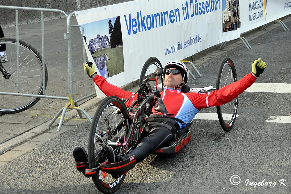 Düsseldorf - Marathon am 28.04.2013 - 2
