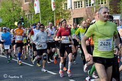 Düsseldorf - Marathon am 28.04.2013 - 6