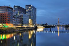 Düsseldorf - Medienhafen #2