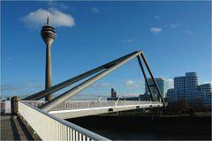 Düsseldorf Medienhafen 3