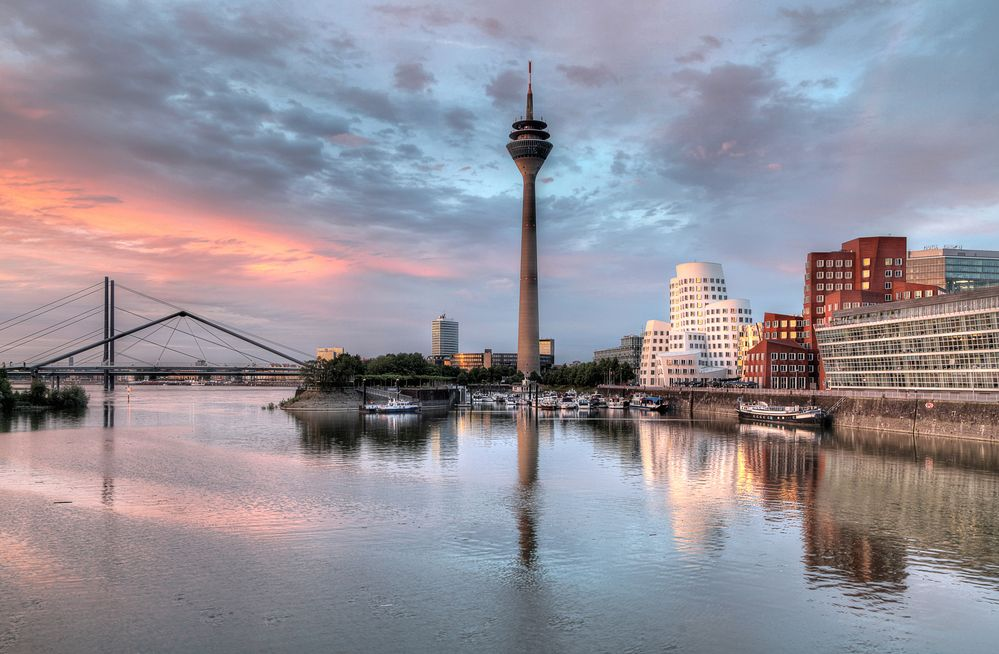 Düsseldorf - Medienhafen #4