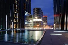 Düsseldorf Medienhafen 5