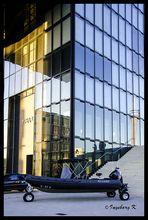 Düsseldorf- - Medienhafen am Hyatt