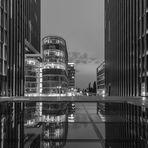 Düsseldorf, Medienhafen SW