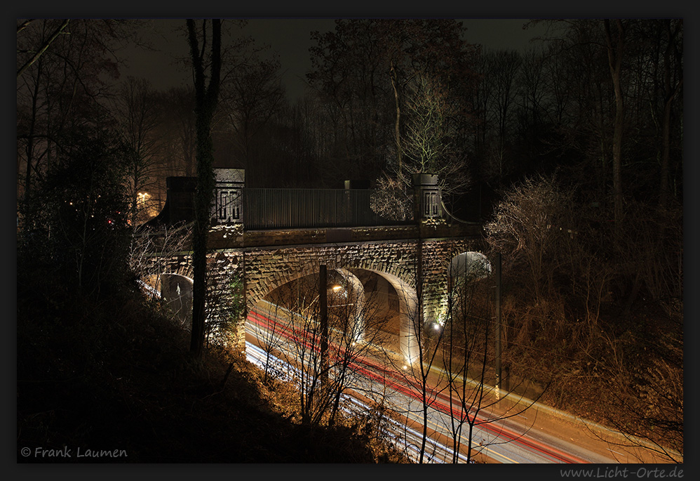Düsseldorf - Pfeifferbrücke