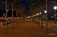 Düsseldorf - Rheinpromenade