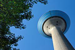 Düsseldorf  - Rheinturm -