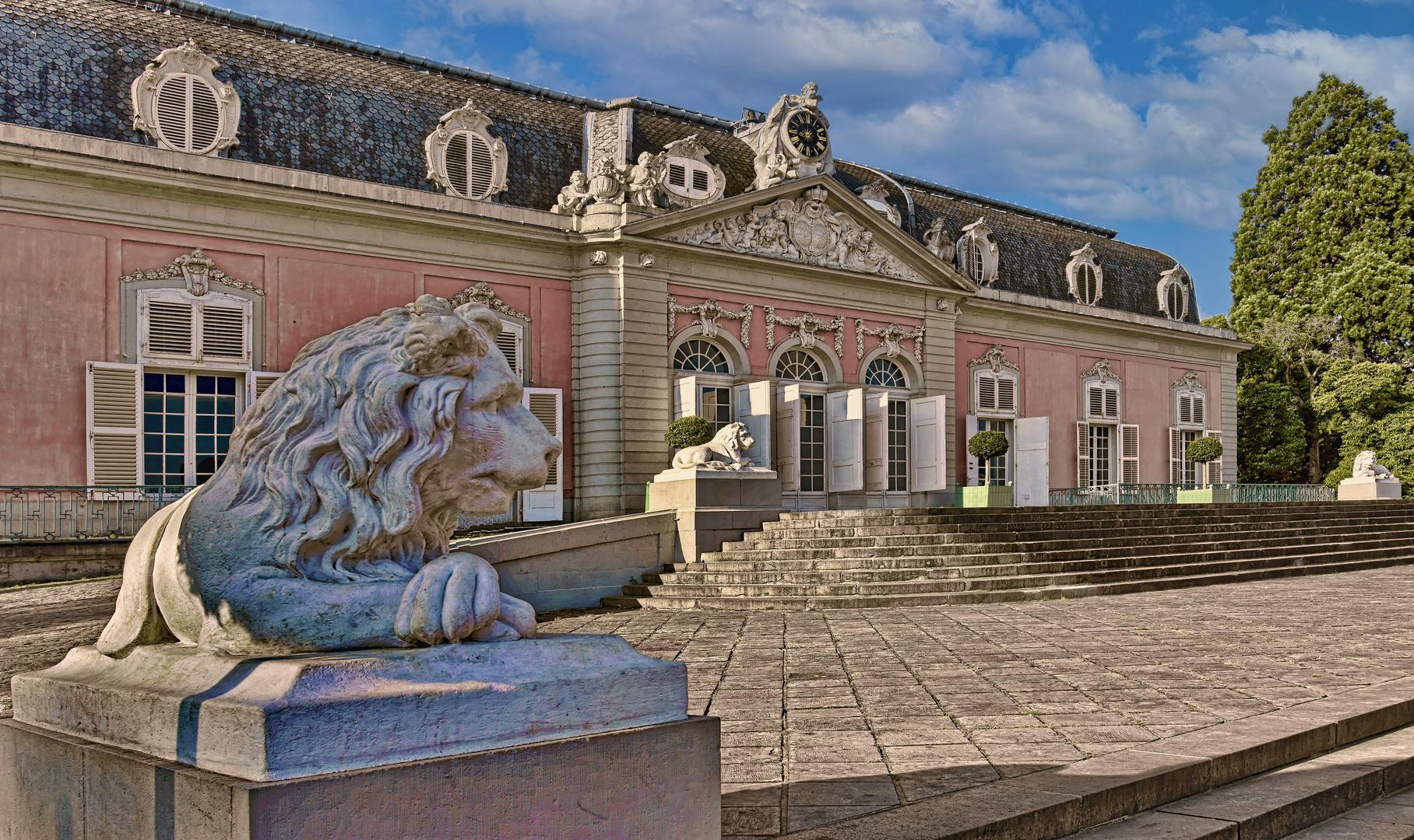 Düsseldorf - Schloss Benrath -