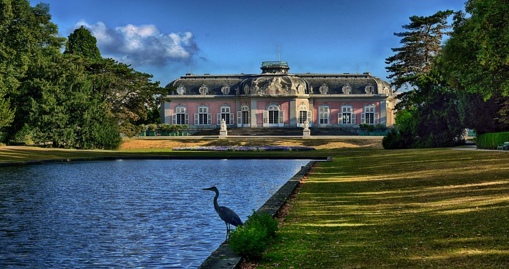 DÜSSELDORF   - Schloss und Park Benrath -